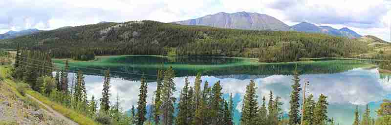 Adventure in Canada's Yukon Territory